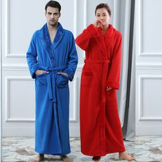 Cheap Robes, Buy Directly from China Suppliers:Men Plus Size Extra Long Thick Fleece Warm Bathrobe Lovers Winter Kimono Bath Robe Male Dressing Gown Mens Robes Soft Nightgowns
