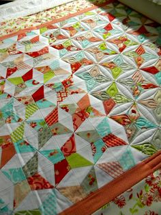 Sew Kind Of Wonderful : Quilting makes such a difference!