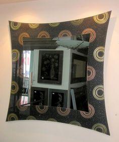 Δημιουργία μου σε γυαλί-υπάρχει δυνατότητα διαφοροποιήσεων. Frame, Home Decor, Picture Frame, Decoration Home, Room Decor, Frames, Home Interior Design, Home Decoration, Interior Design