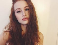 "[FC: Madeline Petsch] ""Hello. I am Delilah. I am 17 and Bisexual. I am a Vampire. I feed off of human blood. I can't control my thirst. I need someone that will let me feed off of them. I don't want to hurt people."""