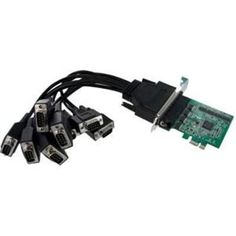 8x Pcie Serial Adapter Card