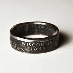 coin ring. Illinois? or Arizona?