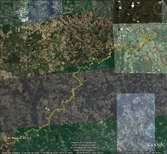 EXPEDIÇÃO PORTO AMAZONAS A SÃO MATEUS DO SUL, PELO RIO IGUAÇU, EM CAIAQUES OCEÂNICOS