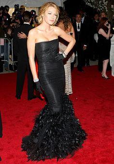 2008 Metropolitan Museum of Art Costume Institute Gala: Blake Lively