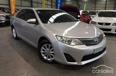 New & Used cars for sale in Australia Camry 2012, Toyota Camry, New And Used Cars, Cars For Sale, Australia, Vehicles, Rolling Stock, Vehicle, Australia Beach