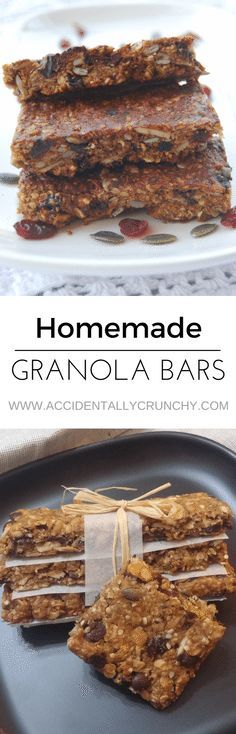 Delicious, healthy flourless homemade granola bars that take just minutes to prepare. Start your day right with these delicious and superfood-packed breakfast bars. Kid approved, flourless and naturally gluten-free and vegan this recipe offers the nutriti