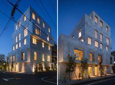 hiroyuki ito architects bloom apartments tokyo japan designboom