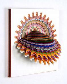 Pennine A4 Multi-color papel de arte 80 Shts