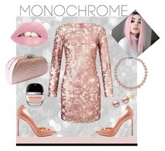 """""""Perfect in Pink"""" by marybo42 ❤ liked on Polyvore featuring Miss Selfridge, Francesco Russo, NADA SAWAYA and Marc Jacobs"""