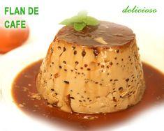 el flan de café hace las delicias tanto para los más golosos como para los amantes del café. Cuban Recipes, Cake Recipes, Snack Recipes, Cooking Recipes, Snacks, Flan Recipe, Colombian Food, Cold Desserts, Cheesecake Cake