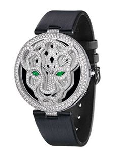 Panther watch by Cartier