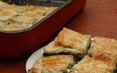 Spanakopita di Cotto e Mangiato - Oggi vi presentiamo la ricetta per fare il Spanakopita un piatto tipico della cucina greca, noi useremo le istruzioni di Benedetta Parodi di Cotto e Mangiato.