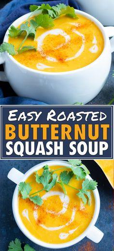 Soup Recipes, Real Food Recipes, Vegetarian Recipes, Cooking Recipes, Free Recipes, Healthy Recipes, Savoury Recipes, Whole30 Recipes, Gf Recipes