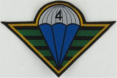 More parachute wings and badges from Ian Kelly (Militaria) - https://www.kellybadges.co.uk/110-airborne--special-forces
