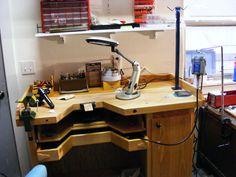 Jeweler's workbench - Google Search