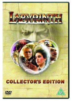 """""""What kind of magic spell to use? Slime and snails, or puppy dog tails? Thunder or lightning, and baby said..."""" I love Labyrinth!"""