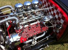 Flathead Offenhauser, one of the best motors made