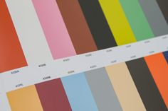 Le Corbusier´s colour atmosphere of
