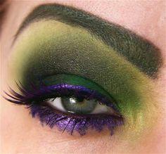 She hulk eye