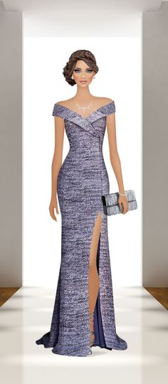 Vestidos Dinner Gowns, Evening Dresses, Prom Dresses, Formal Dresses, African Fashion Dresses, African Dress, Fashion Outfits, Beautiful Gowns, Beautiful Outfits