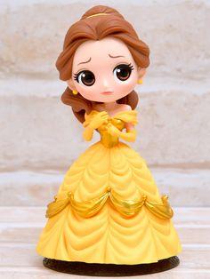 バンプレスト「Q posket Disney Characters -Belle-」 通常カラー