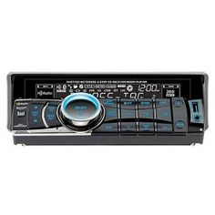 Dual XHD7720 4X50 Watt AM/FM/CD Radio with Motorized Built-in HD and Bluetooth - Ready Review