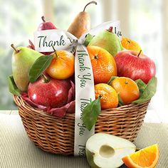 Golden State Fruit Orchard Favorites Gift Basket ** See this great image : Gift Baskets Gourmet Gifts, Gourmet Recipes, Fruit And Veg, Fresh Fruit, Red Pear, Congratulations Gift, Fruit Gifts, Birthday Gift Baskets, Fruit Kabobs