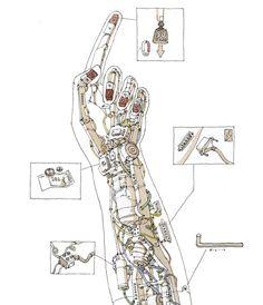 Visual Reverence - The Cyborg society 2 by MattiasA Arte Robot, Robot Art, Rude Mechanicals, Humanoid Robot, 4 Tattoo, Arte Cyberpunk, Robot Concept Art, Robot Design, Prop Design