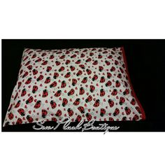 Check out this item in my Etsy shop https://www.etsy.com/listing/231763297/lady-bug-pillowcase-pillowcase-cotton