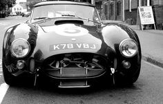Cobra | Shelby AC  rent one for Dad this summerrrrrrrr