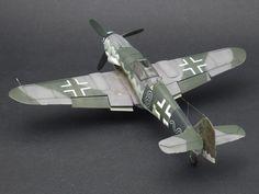 Messerschmitt Bf 109 K4 Hasegawa 1/48