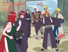 It's happy alternative reality that we deserved, guys There is also a bonus of how lil naruto sees all of his nee-chans and nii-chans ahaha [[MORE]] Anime Naruto, Naruto Comic, Naruto Cute, Otaku Anime, Naruko Uzumaki, Naruto Shippuden Sasuke, Sasuhina, Sasunaru, Kakashi