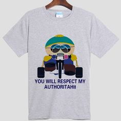 Cartman Patrol T-Shirt //Price: $24.98 & FREE Shipping //     #southparkfans