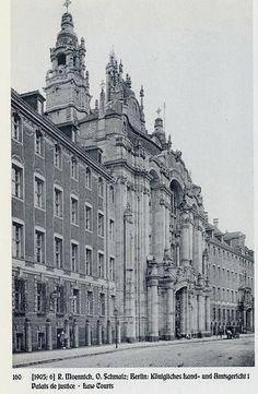 Law Courts.. Land und Ambtsgericht.. 1905