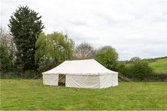 CANVAS GARDEN MARQUEE 16 x 32' (DUE EARLY AUGUST)