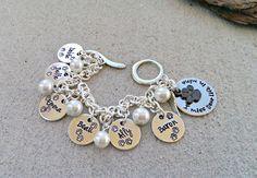 Dog Lover Bracelet  Jewelry for Dog Lovers  by SweetAspenJewels, $20.00
