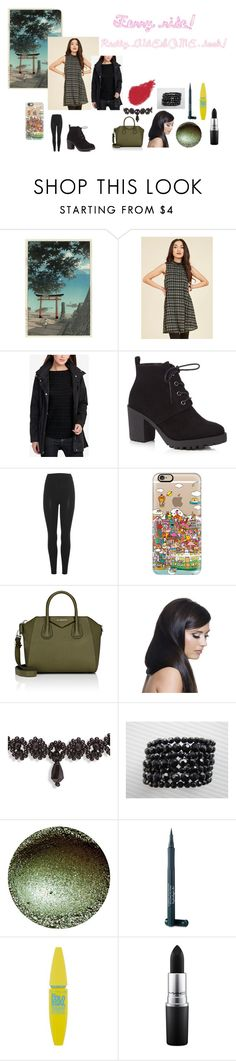 """""""For Scarlett (friend) - Scarlett's ideal wardrobe by me: #401: Ferry ride!"""" by sarah-m-smith ❤ liked on Polyvore featuring Lauren Ralph Lauren, Red Herring, adidas Originals, Casetify, Givenchy, Donna Bella Designs, Laura Geller, Maybelline, MAC Cosmetics and Bobbi Brown Cosmetics"""