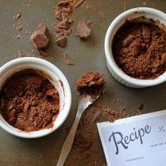 7 Minutes Molten Fudge Chocolate Cake