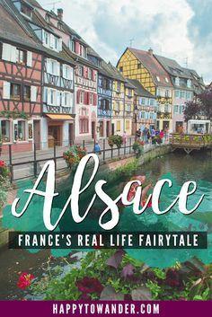 Alsace: France's Real Life Fairytale