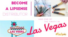 There are less than 200,000 LipSense Distributors in the US and barely ANY in Las Vegas!  Whether you are in the Las Vegas beauty industry, or simply looking for a way to save on incredible makeup and make additional income - becoming a LipSense distributor could be perfect for you :) Click to learn more!