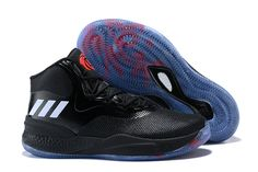 """763f608fdbcc New adidas D Rose 8 """"Year of the Dog"""" Black Red Silver Men s Shoes"""