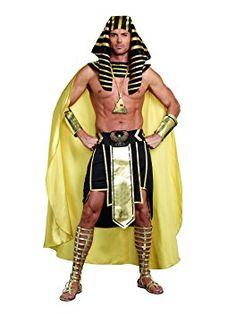 King of Egypt King Tut Costume