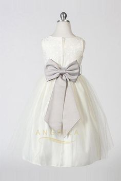5e41bd027 7 Best LOVE ❤ Flower Girl Dresses images | Bridesmaid Dress ...