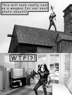 Twitter / The_Metal_Queen: I love black metal humor ...
