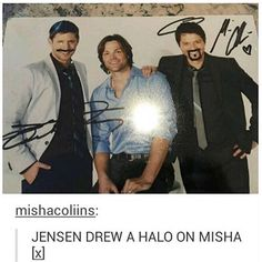 Who the fuck drew on the beards?! Lol <---- If you need to ask that, you haven't been in the fandom long enough.