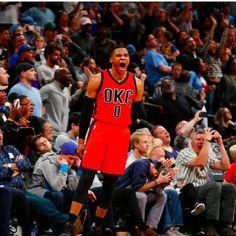 Russell Westbrook é o MVP da temporada 2016-2017 da NBA!!! #nba #basketball #basquete #mvp #westbrook #okc