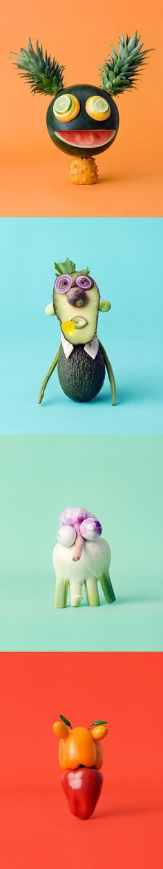 silly fruit. this is what they do when you're not looking.