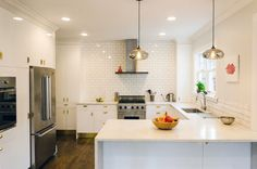 Professional kitchen renovators IKEA hacks