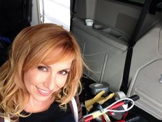 """I feel like wrecking something today."" Kari Byron"