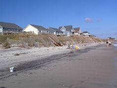 Topsail Beach, North Carolina USA